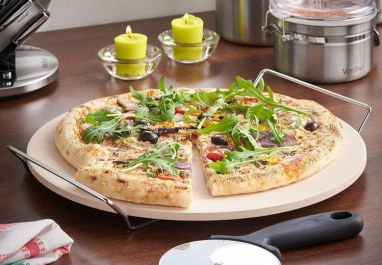 Test av pizzastenar