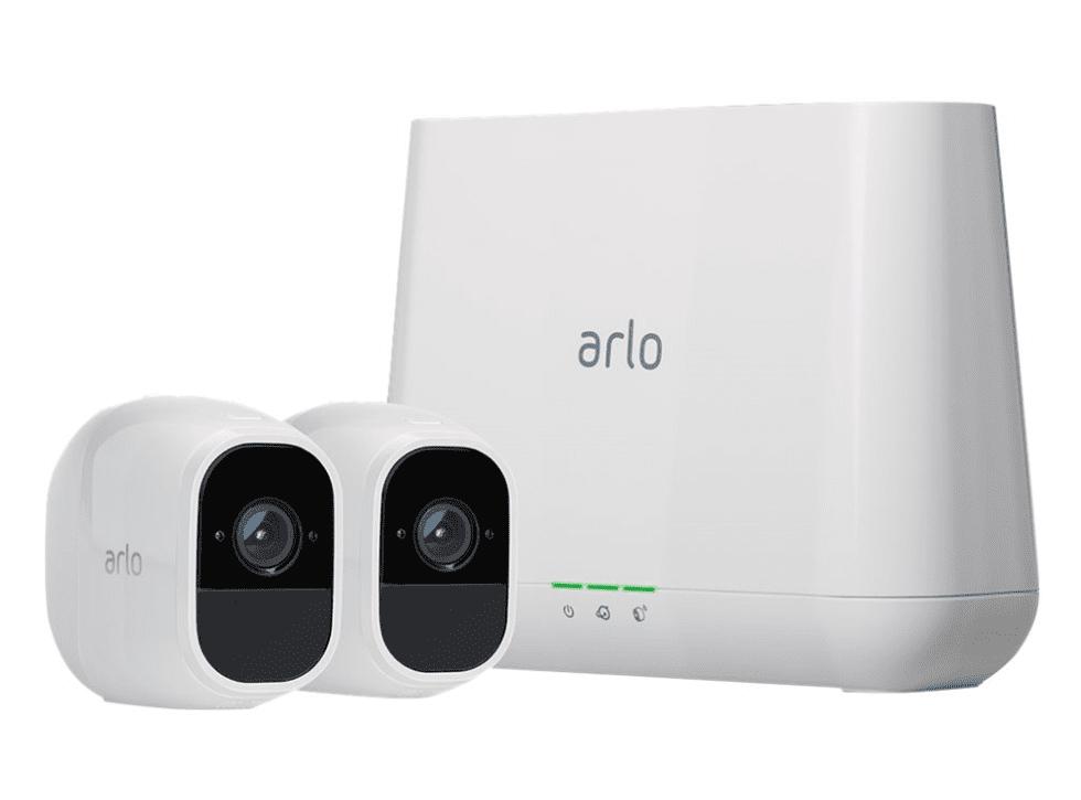 Netgear Arlo Pro 2 VMS4230P Övervakningskamera