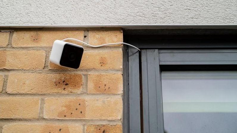 Test av övervakningskameror