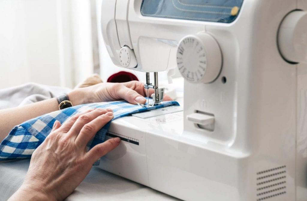 Test av symaskiner
